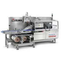 H-FFS vacuum flow wrapper bagging machine for food products FLOW-VAC® 45 ULMA Packaging