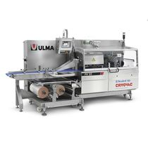 H-FFS vacuum flow wrapper bagging machine for food products FLOW-VAC® 55 ULMA Packaging