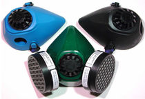 half-mask respirator with cartridges EN140, EN141, EN 143 | CK1003 INFIELD SAFETY