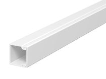 halogen-free cable trunking max. 60 x 150 mm | WDK-H series OBO Bettermann
