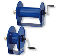 hand crank hose reel 3/8 - 3/4 in, max. 4 000 psi | 100 series COXREELS