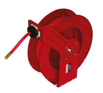 hand crank stainless steel hose reel 3/8 x 50 &quot; | JET AHR-50 WMH Tool Group