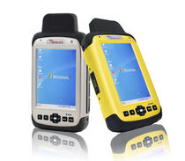 hand-held barcode reader G570Z with barcode reader, Intel Atom Z510, 4 Wire resistive Winmate Communication Inc.