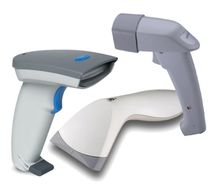 hand-held CCD scanner  Symcod Inc.