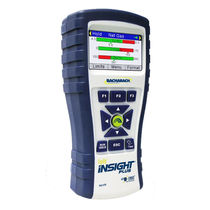 hand-held combustion, environmental and emission gas analyzer Fyrite® INSIGHT® Plus Bacharach