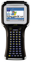 hand-held computer XScale PXA255, max. 4 GB, IP65 | JETT®•ce TWO TECHNOLOGIES