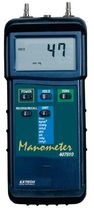 hand-held digital differential pressure manometer 0 - 29 psi | 407910   Extech