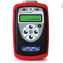hand-held digital differential pressure manometer 0 - 1 000 psi, ATEX | M200-DI  Meriam Instrument