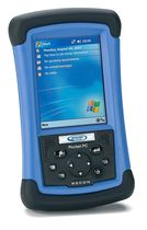 hand-held field computer for surveying data collection 400 MHz, IP67 | Recon® series Spectra Precision