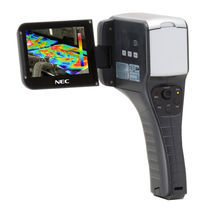 hand-held infrared camera 320 x 240 pixels | G100EX NEC Avio Infrared Technologies