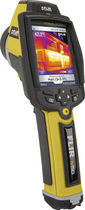 hand-held infrared camera with built-in LCD FLIR b-Series FLIR SYSTEMS