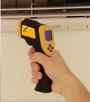 hand-held infrared thermometer -50 - 730 °C | FZ500 JRI Maxant