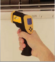 hand-held infrared thermometer -50 - 380 °C | FZ500 JRI Maxant