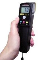 hand-held infrared thermometer  Linseis