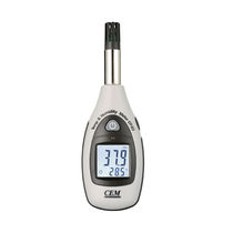 hand-held relative humidity and temperature meter -20 -  60 ºC, 0 -100% RH | DT-83 CEM Instruments, Inc