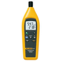 hand-held relative humidity and temperature meter Fluke 971 FLUKE