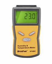 hand-held relative humidity and temperature meter -50 - 1400℃, 3 - 98% | HP-885C Zhuhai Jida Huapu Instrument Co., Ltd.