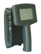hand-held RFID reader/writer max. 3.5 m, 2.435 - 2.465 GHz | HR-2 TagMaster