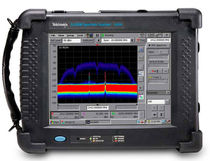 hand-held spectrum analyzer 10 kHz - 6.2 GHz | H600/SA2600 Tektronix