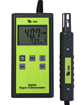 hand-held thermo-hygrometer  Test Products International