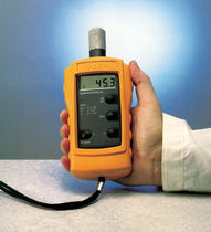 hand-held thermo-hygrometer  Hanna Instruments