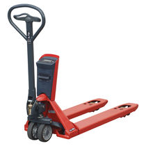 hand pallet truck scales max. 2 000 kg, IP60 | TP NBC Elettronica Group Srl