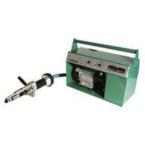 handheld extrusion welder 0.1 - 0.5 kg/h | MICRO BAK Thermoplastic Welding Technology Ltd.