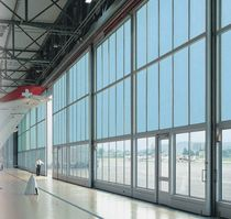 hangar door for commercial and military airport  BUTZBACH