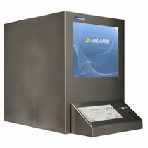 "hazardous area industrial PC enclosure TFT 21"", NEMA4X, IP65 