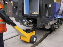 hazardous-duty equipment to push and pull loads max. 25 000 lb | Power Pusher™ Nu Star