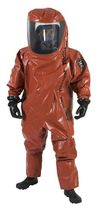 hazardous environment protective clothing: total-coverage suit EVO Trelleborg Protective