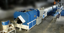 HDPE/PP pipe extrusion line LX series Windsor Machines Limited