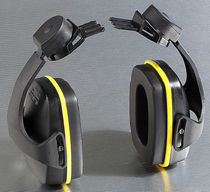 hearing protection ear-muffs 23 - 28 dB, 7.2 - 10.2 N | SHOT Series INFIELD SAFETY