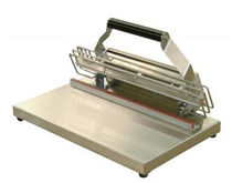 heat sealer for bag closing 380 mm | PACK 380TH ORA