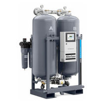 heatless desiccant compressed air dryer 44 - 1 050 l/s, 4 - 16 bar | CD+  Atlas Copco Compressors