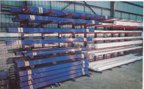 heavy cantilever racking for long charges  Mefu Industries Sdn Bhd