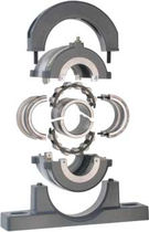 heavy duty bearing unit 02 Series Cooper Roller Bearings