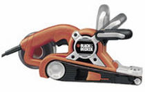 heavy duty belt sander KA88 Black & Decker