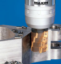 heavy duty collet chuck holder MAXIN  ISCAR Tools