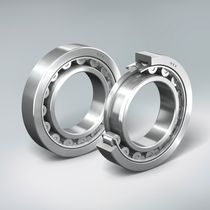 heavy duty cylindrical roller bearing EW series NSK Europe