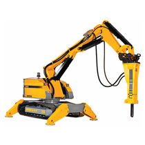 heavy duty demolition robot 11 050 kg, 45 kW | BROKK 800S Brokk