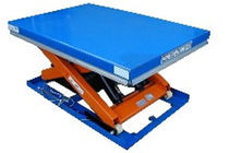 heavy duty lift table  Haven Conveyors & Handling Systems Limited