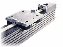 heavy duty linear drive unit HDLS series BISHOP WISECARVER