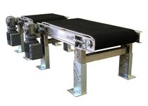 heavy load belt conveyor  Almac Industrial Systems