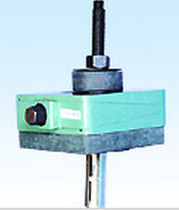 heavy-load leveling foot DT series Dynemech Systems Pvt. Ltd.