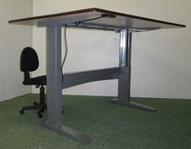 height-adjustable workstation  SODIFA ESCA