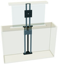 height-adjustment unit for flat screen / monitor / Display Ket Spring Lift Small 4701 Ketterer