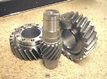 helical gear  Nuttall Gear