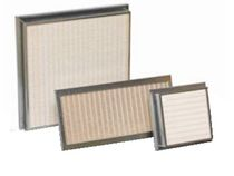 HEPA panel air filter max. 3 000 m³/h | FR UNVEREN LTD. STI.