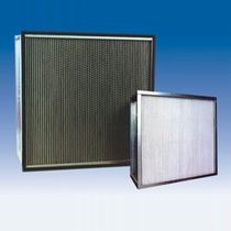 HEPA panel air filter GL-G SuZhou Foundation HVAC